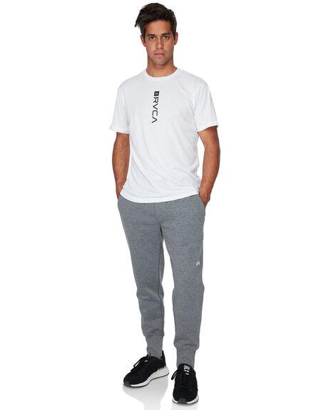 HEATHER GREY MENS CLOTHING RVCA PANTS - RV-R393277-H31