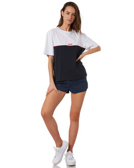 NAVY OUTLET WOMENS HUFFER SHORTS - WSH94S6406NAVY