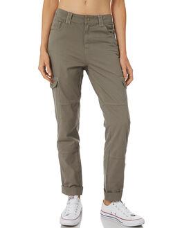 KHAKI WOMENS CLOTHING SWELL PANTS - S8184193KHAKI