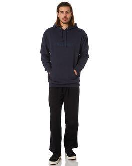 SLATE BLUE MENS CLOTHING PASS PORT JUMPERS - OFFICLASHDSBLU