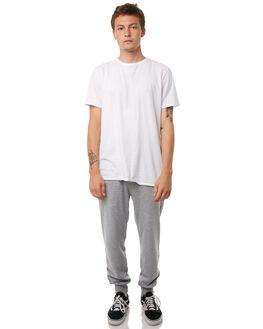 GREY MARLE MENS CLOTHING HUFFER PANTS - MPA81S450GRYM