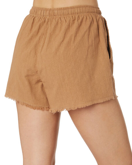 FAWN OUTLET WOMENS SWELL SHORTS - S8171233FAWN