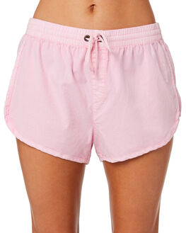 NOTE PINK OUTLET WOMENS RUSTY SHORTS - WKL0656NPK