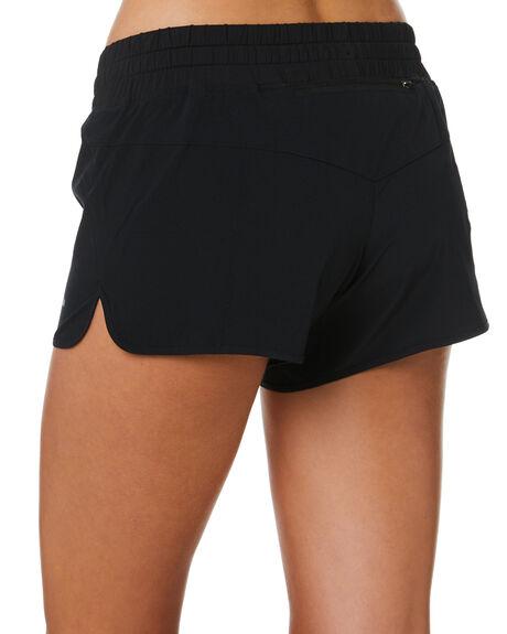 BLACK WOMENS CLOTHING PATAGONIA ACTIVEWEAR - 57622BLK