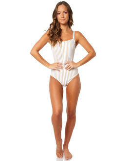 STRIPE WOMENS SWIMWEAR ZULU AND ZEPHYR ONE PIECES - ZZ2026STR