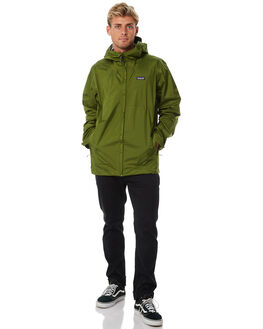 SPROUTED GREEN MENS CLOTHING PATAGONIA JACKETS - 83802SPTG