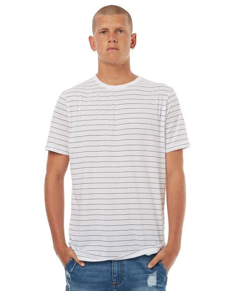 WHITE MENS CLOTHING RIP CURL TEES - CTEHD21000