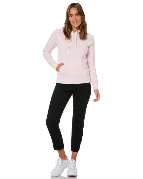 BARLEY PINK WOMENS CLOTHING VOLCOM JUMPERS - B3111886BAP