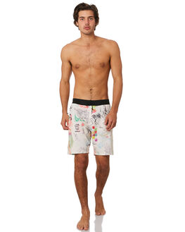 PALE IVORY MENS CLOTHING HURLEY BOARDSHORTS - AV8196109