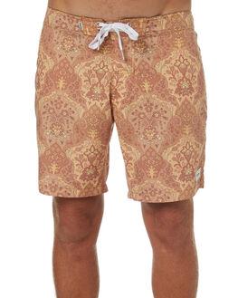 MARIGOLD MENS CLOTHING RHYTHM BOARDSHORTS - OCT18M-TR08-MAR