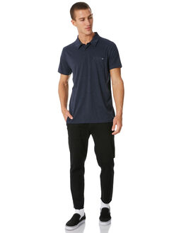 NAVY MENS CLOTHING BILLABONG SHIRTS - 9581146NVY