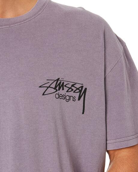 QUAIL MENS CLOTHING STUSSY TEES - ST005008QUAIL