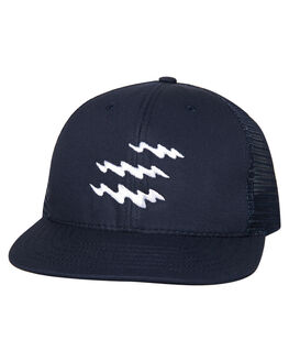 NAVY MENS ACCESSORIES MOLLUSK HEADWEAR - MS1577NVY