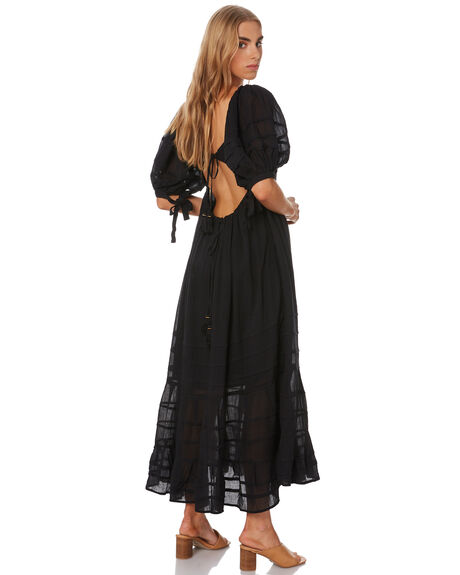 BLK WOMENS CLOTHING FREE PEOPLE DRESSES - OB10607880010