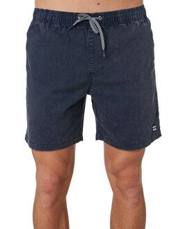 NAVY MENS CLOTHING BILLABONG SHORTS - 9572716NVY