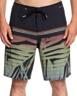 BLACK MENS CLOTHING QUIKSILVER BOARDSHORTS - EQYBS04040KVJ7