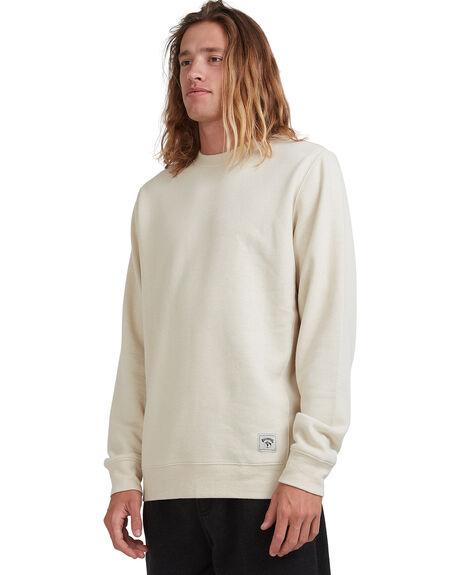 CHINO MENS CLOTHING BILLABONG HOODIES + SWEATS - 9517602-CH9
