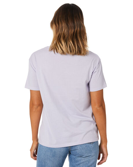 LILAC WOMENS CLOTHING THE HIDDEN WAY TEES - H8211001LILAC