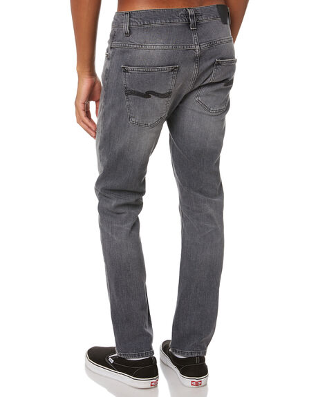 PALE GREY MENS CLOTHING NUDIE JEANS CO JEANS - 113460PLGRY