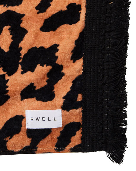 ANIMAL WOMENS ACCESSORIES SWELL TOWELS - S81731586ANML