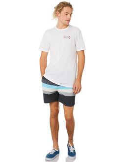 WHITE MENS CLOTHING HURLEY TEES - BV1886100