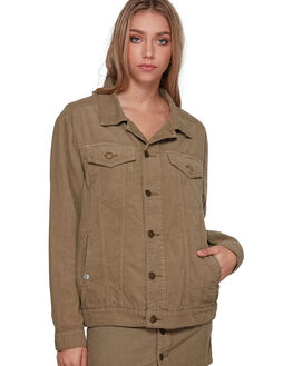 BAYLEAF WOMENS CLOTHING BILLABONG JACKETS - BB-6507891-BYF