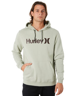 LIGHT KHAKI MENS CLOTHING HURLEY JUMPERS - AQ0773310