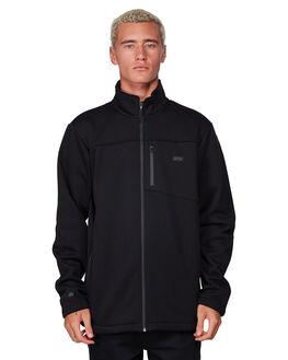 BLACK MENS CLOTHING BILLABONG JUMPERS - BB-9507626-BLK