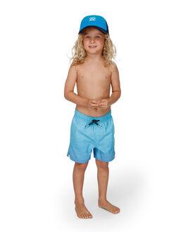 BLUE KIDS BOYS BILLABONG BOARDSHORTS - BB-7591401-BLU