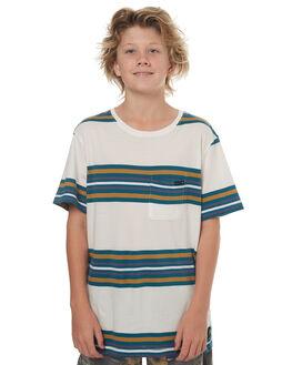 VINTAGE CREAM KIDS BOYS RUSTY TEES - TTB0566VTC