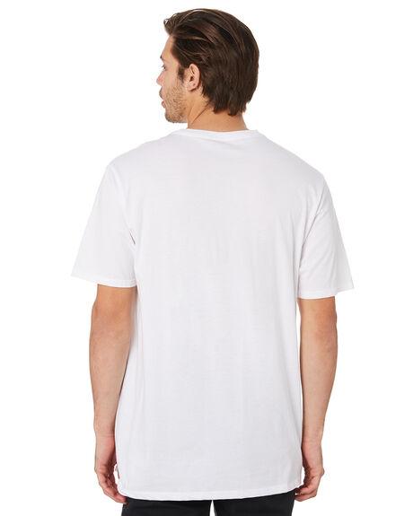 WHITE BLACK MENS CLOTHING HURLEY TEES - AH7935101