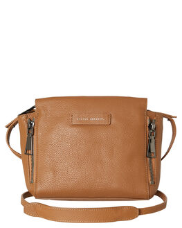 TAN WOMENS ACCESSORIES STATUS ANXIETY BAGS + BACKPACKS - SA7226TAN