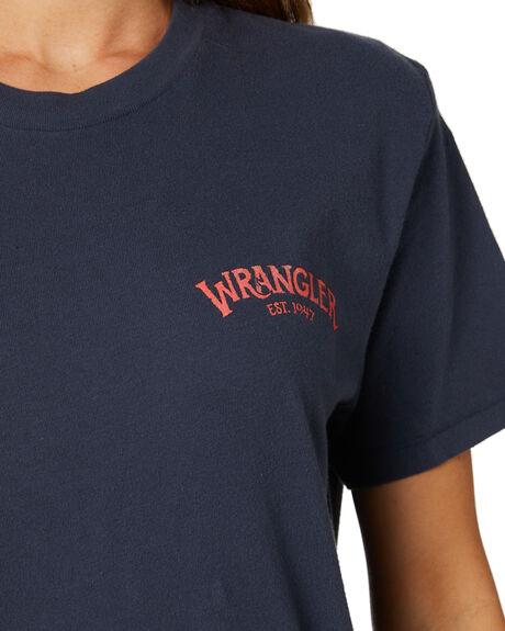 INK WOMENS CLOTHING WRANGLER TEES - W-901791-493
