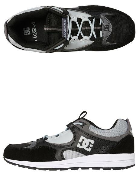 BLACK DARK GREY MENS FOOTWEAR DC SHOES SNEAKERS - ADYS100382BG1