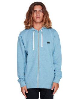 POWDER BLUE MENS CLOTHING BILLABONG JUMPERS - BB-9595605-P22