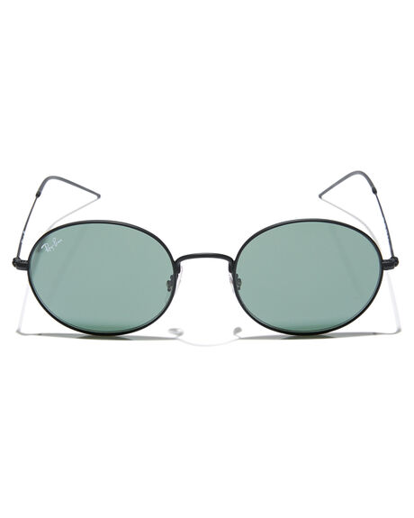 BLACK RUBBER MENS ACCESSORIES RAY-BAN SUNGLASSES - 0RB3594BLKR