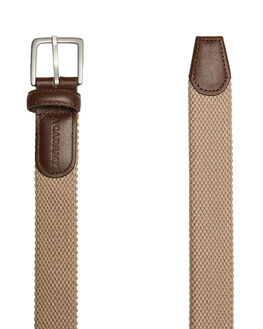 STONE MENS ACCESSORIES ACADEMY BRAND BELTS - 19W03STN