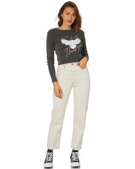 COAL WOMENS CLOTHING SILENT THEORY TEES - 6074004COAL