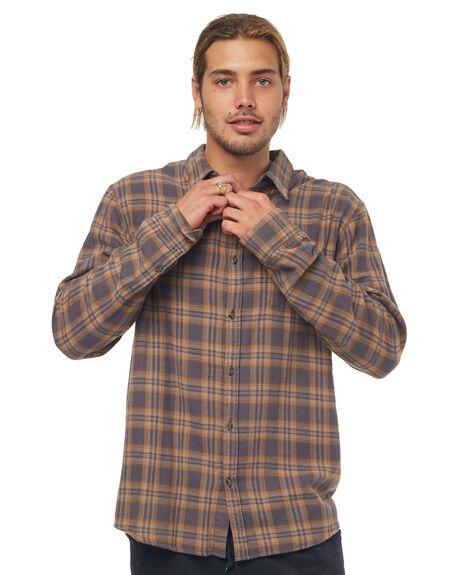 FENNEL MENS CLOTHING RUSTY SHIRTS - WSM0813FNL