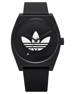 TREFOIL BLACK MENS ACCESSORIES ADIDAS WATCHES - Z10-3261