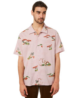 ROSE MENS CLOTHING BRIXTON SHIRTS - 01091ROSE
