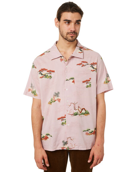 ROSE MENS CLOTHING BRIXTON SHIRTS - 01091ROSE