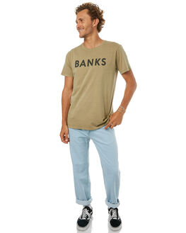 DESERT MISS MENS CLOTHING BANKS TEES - SMTS0001DMS