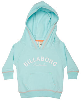 ARUBA BLUE KIDS TODDLER GIRLS BILLABONG JUMPERS - 5575666BLU