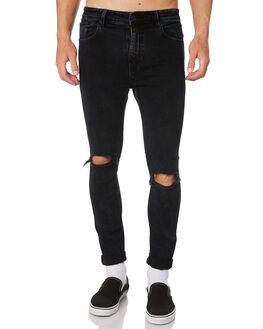 PHILLY CHAOS MENS CLOTHING A.BRAND JEANS - 813964693