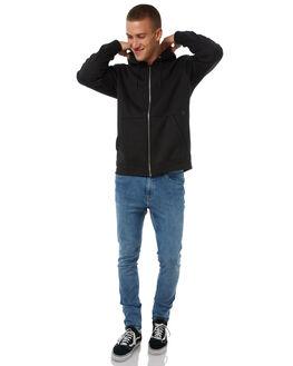 BLACK MENS CLOTHING HURLEY JUMPERS - 922672010