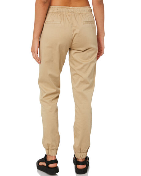 TAN WOMENS CLOTHING SWELL PANTS - S8161195TAN