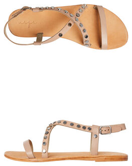 NUDE WOMENS FOOTWEAR URGE FASHION SANDALS - URG17165NUDE
