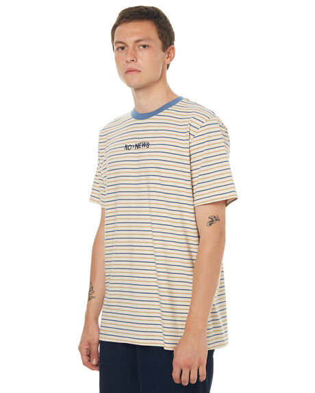 MULTI MENS CLOTHING NO NEWS TEES - N5171006MULTI