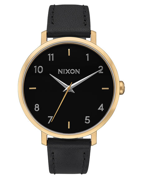 GOLD  BLACK WOMENS ACCESSORIES NIXON WATCHES - A1091513